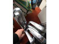 Set of mizuno golf clubs £15