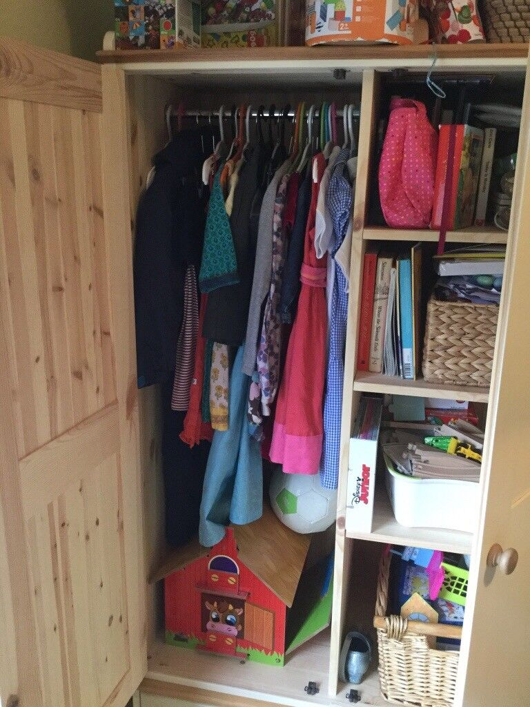 Cotswold Co Child's Wardrobe and Drawers