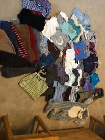 Huge boys 9-12 month bundle over 50 items