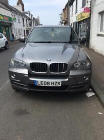 BMW X5 7 seater