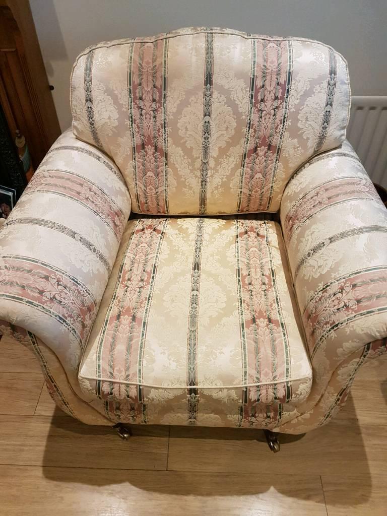 Duresta armchair