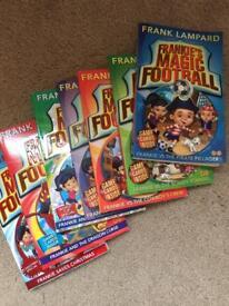 Frankies Magical Foitball Set Books