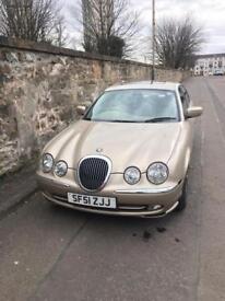 Jaguar s type 3litre v6 auto , £795 O/N/O reduced