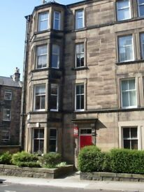 2 bedroom fully furnished top floor flat to rent on Comiston Terrace, Morningside , Edinburgh