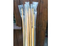Pool cues some real good quality job lot