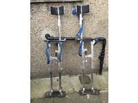 Plasterers stilts
