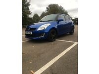Suzuki swift SZL 5 door one owner from new