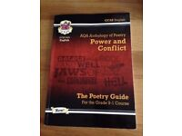 CGP GCSE AQA Anthology of Poetry Power and Conflict