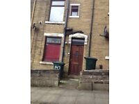 1 bed terraced house to rent - Washington Street, Bradford BD8