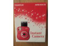 Fujifilm instant camera on sale
