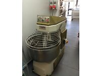 Sottoriva 80kg Spiral Mixer 3 Phase Good Condition, Bakery/Pizza/Baker's Mixer