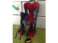 Child's toddler bike seat collection Gosport