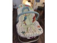 Mamas and Papas Baby Rocking Chair