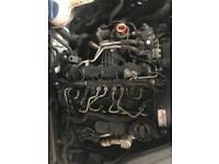Volkswagen audi seat 2.0 tdi engine code CAG
