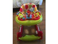 Red Kite Baby Go Round Twist Baby Walker