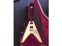Gibson Flying V 2000 with Gibson Hardcase