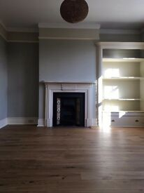 Beautiful, large, split level, unfurnished, one double bedroom flat in Muswell Hill