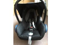Maxi Cosi cabrio fix infant baby Car seat