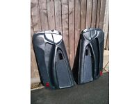 Toyota MR2 mk2 door cards