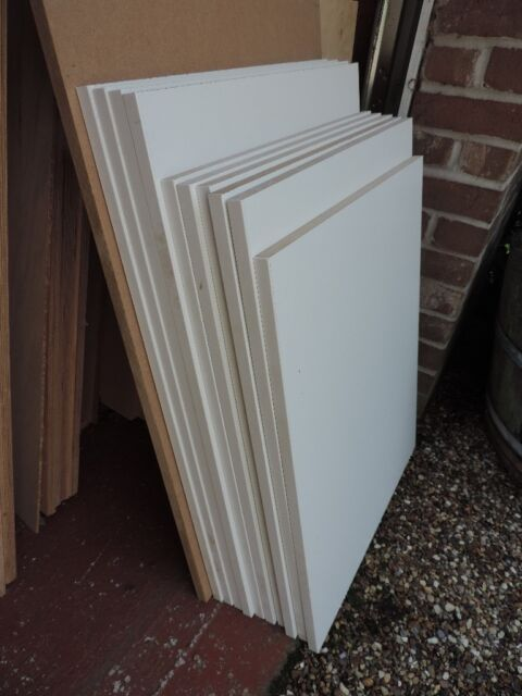 18mm White Melamine Faced MDF Sheets With 2mm White PVC Edging OLE | in  Ipswich, Suffolk | Gumtree