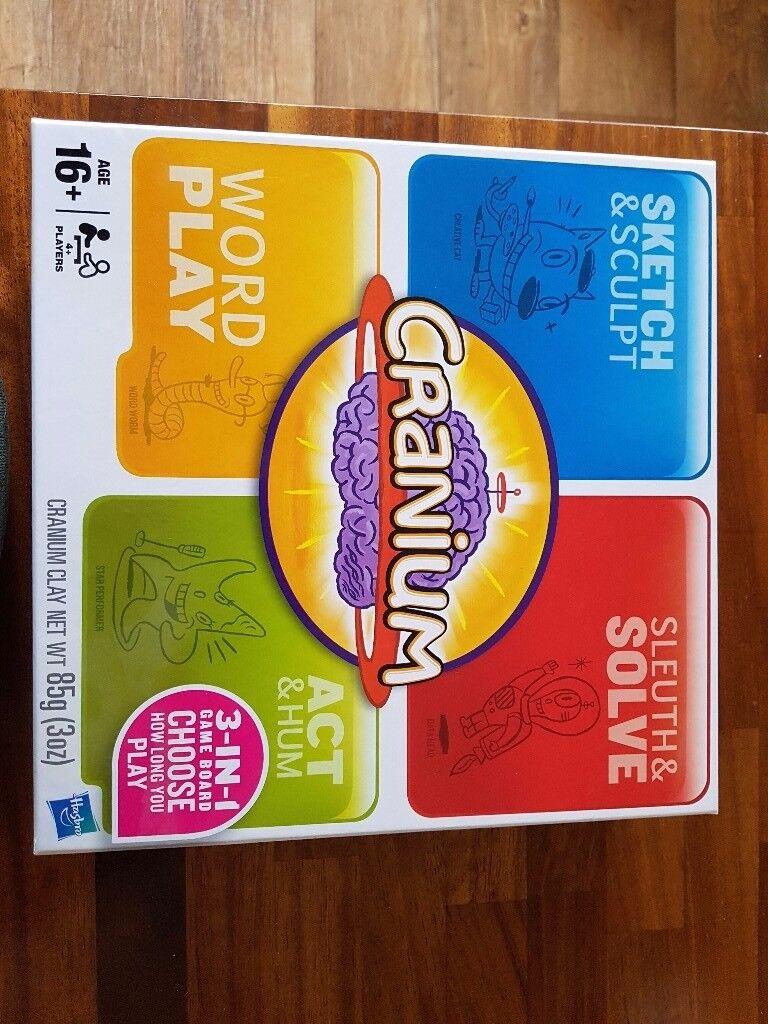Cranium board game - brand new