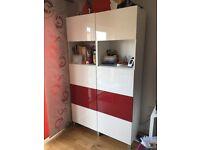 Free Ikea Besta Shelves