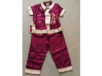 2 piece outfit - age 1 and under
