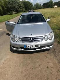 Mercedes Benz. 1.8 petrol auto