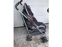 MacLaren techno XT pushchair buggy