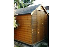5x7 ft Garden Shed Excellent Condition