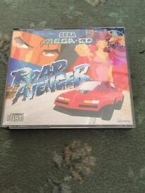 Sega mega cd boxed game