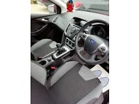 Ford Focus. Very good condition.
