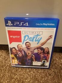 Singstar Ultimate Party - PS4