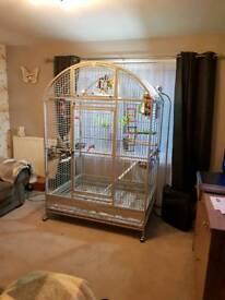 Rio grande bird cage