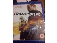 the transporter refuelled blu-ray