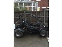 PGO BR200 Quad buggy ROAD LEGAL