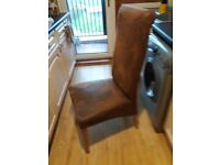 Pair of harlow chairs