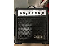 KCC MS-10 integrated amplifiers for electric guitar