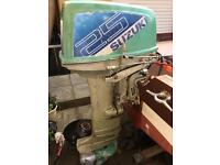 Wanted boat outboards that need tlc