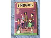 Lumberjanes book 1