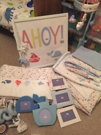 Mothercare Cot/cot bed set