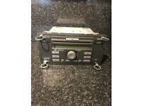 ford 6000 cd player with key code