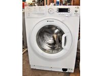 10KG WASHING MACHINE HOTPOINT 1600.FREE DELI VERY B,MOUTH AND LYMINGTON AREAS