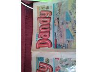 DANDY COMICS from 1979 & 1980