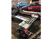 Tow dolly old rac one