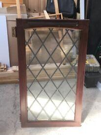 Leaded - Double glazed Window