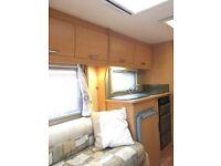 2009 Elddis Mayfair Xplore 450 / 2 Berth caravan with motor mover fitted 2016