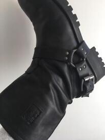 Genuine Versace boots