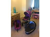 Baby Style Oyster 2 travel system