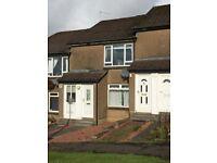 One bedroom upper flat to rent in Whiteshaw Drive, Carluke